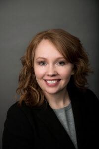 Lawyer Sarah Grinder
