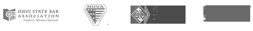 Ohio State Bar Association   National Organization of Veterans' Advocates   Ohio Association for Justice   National Organization of Social Security Claimants' Representatives
